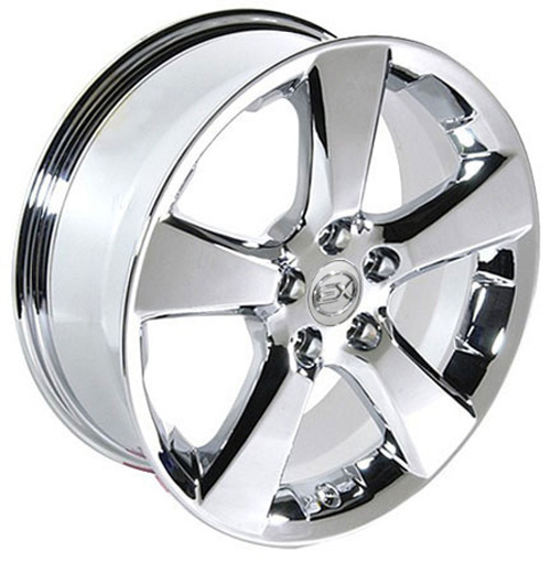 """Lexus Es 350 Tires: 18"""" PVD Chrome GS350 Style 430 Wheels ES300 LS400 Rims Fit"""