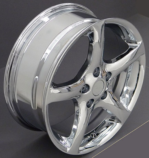 "17"" Chrome Maxima Altima Wheels Set of 4 Rims Fit Nissan ..."