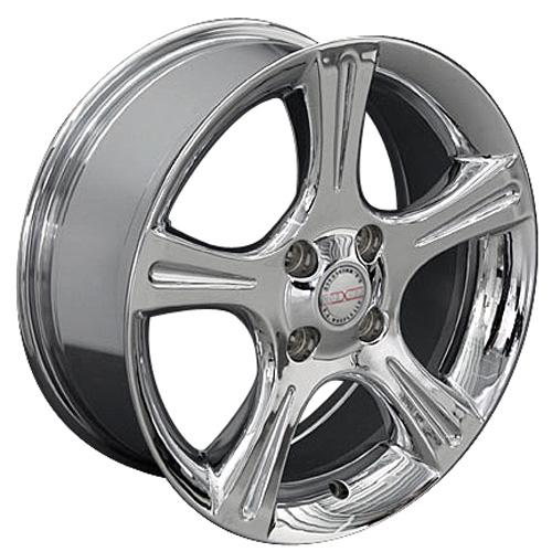 17 Quot Chrome Sentra Altima Versa Wheels Rims Fits Nissan Ebay