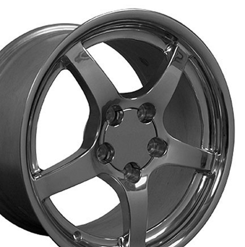 Wheels on Wheels Silver Wheels All Corvette Sizes 17 Wheels 18 Wheels 19 Wheels